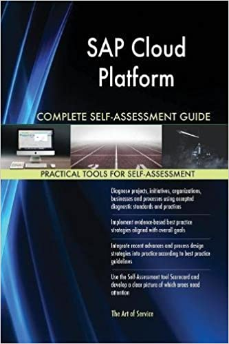 SAP Cloud Platform Complete Self-Assessment Guide