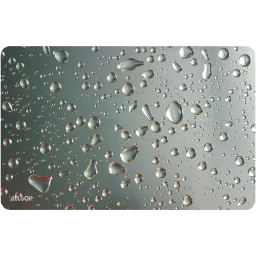 (Allsop Widescreen Mouse Pad - Metal Raindrop (29648))