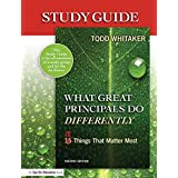 Study Guide: What Great Principals Do Differently: Eighteen Things That Matter Most