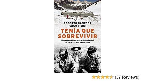 Amazon.com: Tenia que sobrevivir (Spanish Edition) eBook: Pablo ...