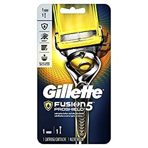 Gillette Fusion5 ProShield Men's Razor, Handle & 1 Blade Refill (Packaging May Vary)