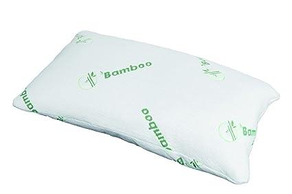 Restform bambú almohada almohada 40 x 70 cm | La combinación ...