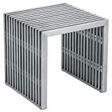 Nuevo Amici Jr. Bench in Silver Review