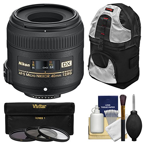 Nikon Micro Nikkor Filters Backpack Cameras