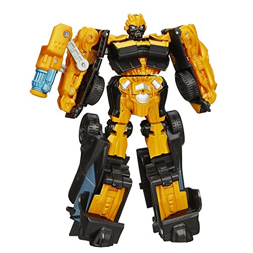 Transformers Age of Extinction High Octane Bumblebee Power Attacker (Transformers Age Of Extinction Bumblebee Toy)