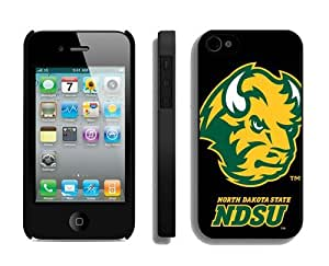 Cheap New Cell Phone Cases for Iphone 4s Iphone 4 Cover Mobile Accessories Ncaa North Dakota 2