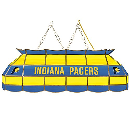 NBA Indiana Pacers Tiffany Gameroom Lamp, 40