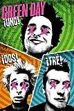 GB eye 61 x 91.5 cm Green Day Trio Maxi Poster