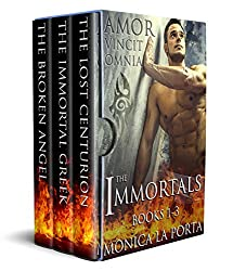 The Immortals - Books 1-3 (The Immortals Collection)