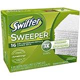 New - Swiffer Sweeper Recharges, Boîte De 16