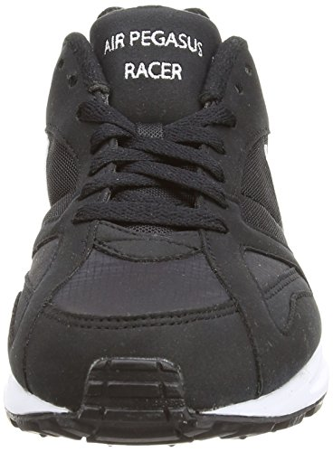 Nike Air Pegasus New Racer Mens Running Shoes Black/White-black-university Grey FIsLGK