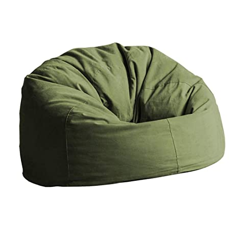Amazon.com: LIBBS Bean Bag Chair Seat, Lazy Sofa Bed Stable ...