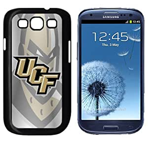 NCAA UCF Knights Samsung Galaxy S3 Case Cover