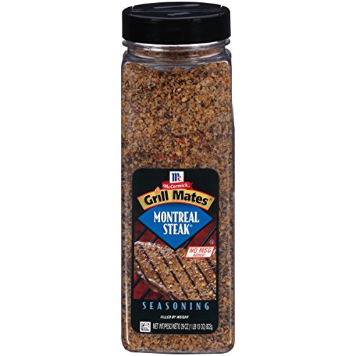 McCormick Grill Mates Montreal Steak Seasoning, 29 oz