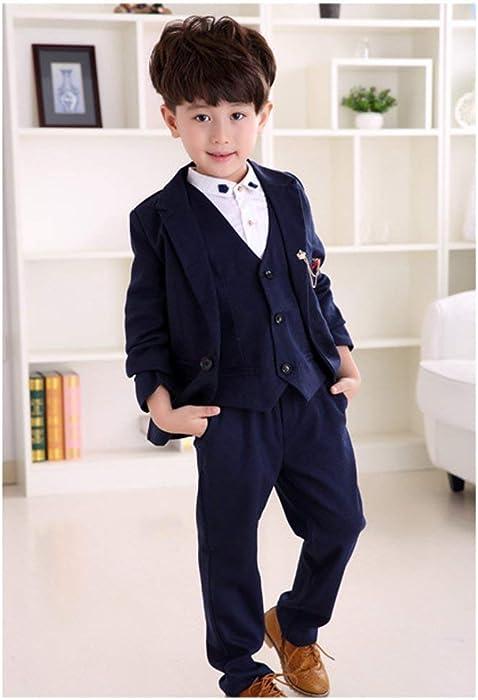 303867d968397 SIJIYIREN キッズ フォーマル スーツ 男の子 スーツ 紳士服 発表会 入園式 入学式 卒業式