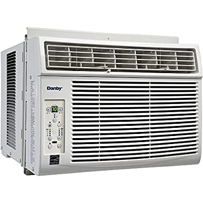 Danby 6,000 BTU Energy Star-Compliant Window Air Conditioner | DAC060EUB5GDB