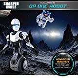Sharper Image RC Humanoid OP One Robot with