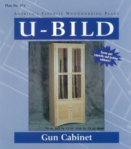 U-Bild 875 Gun Cabinet Project Plan