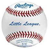 Rawlings Sport Goods RLLB1 Official Little League Baseball - Quantity 12