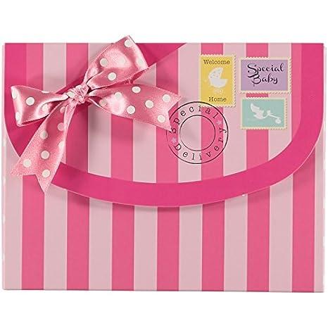 Entrega especial regalo de recuerdo de recién nacido Set rosa rosa ...