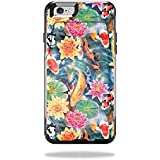 Skin For OtterBox CommuteriPhone 6 Wallet Case – Koi Pond | MightySkins Protective, Durable, and Unique Vinyl Decal wrap cover | Easy To Apply, Remove, and Change Styles | Made in the USA