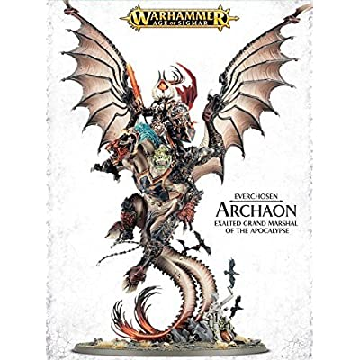 Games Workshop Warhammer Age of Sigmar: Archaon Everchosen: Toys & Games