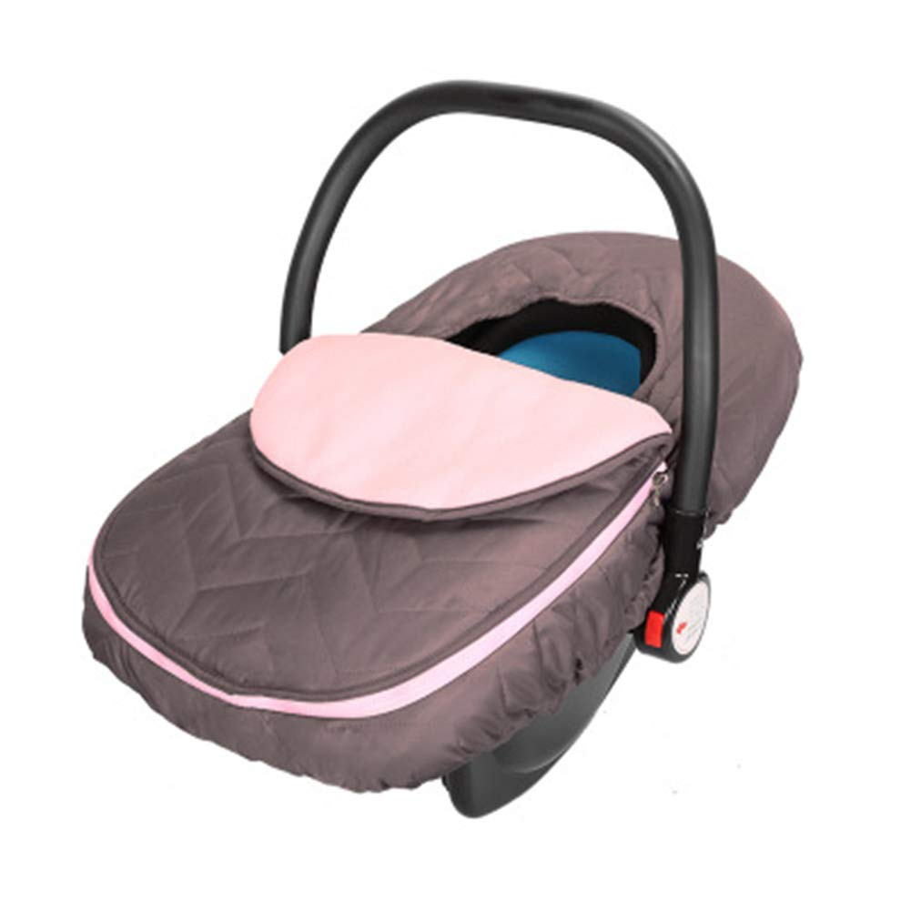 Baby Car Seat Covers, Infant Car Seat Cover, Infant and Toddler Automotive Car Seat Cover, Soft Breathable Infant Carseat for Baby Girl Boy Babyrise