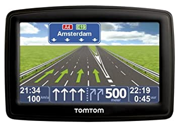 TomTom XL Classic Series WE - GPS para coches de 4.3