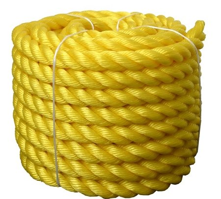BR Tools Polypropylene Rope - 3/4 Inches x 50 Feet