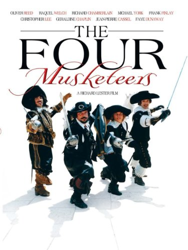 (The Four Musketeers )
