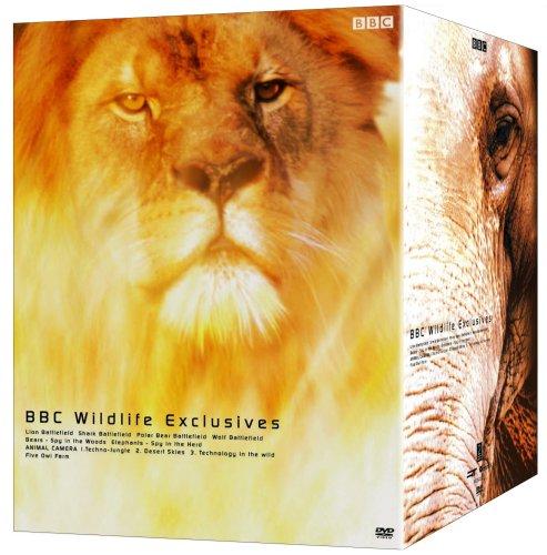 BBC ワイルド?ライフ エクスクルーシブ DVD BOX B000FG6562