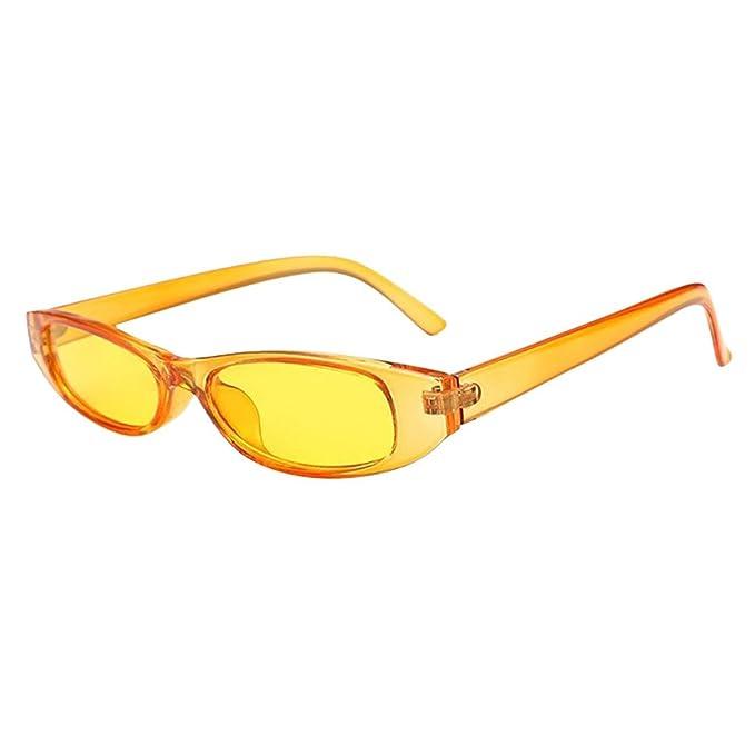 UKLoving Gafas de sol mujer polarizadas UV400 Unisex Gafas ...
