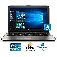 "HP 17-X020, Intel Core i3-5005U, 8GB, 17.3"" HD+ WLED Touch screen Win 10 Laptop (Certified Refurbished)"