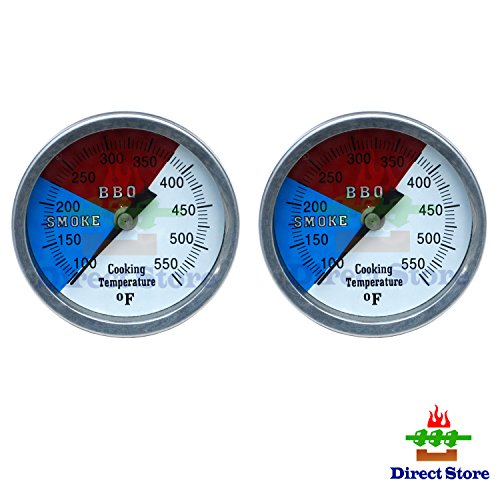 Parts Thermometer - 2