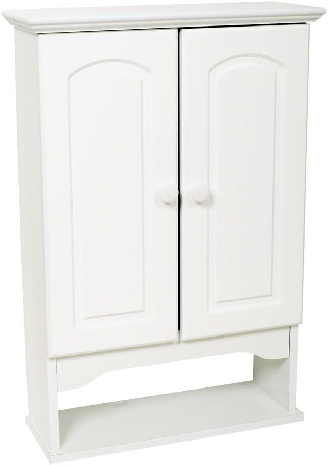 Zenna Home , Hartford Wall Cabinet, White
