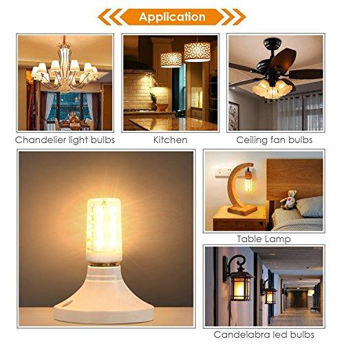 Albrillo-E12-LED-Candelabra-Bulb-Warm-White-3000K-5-Pack