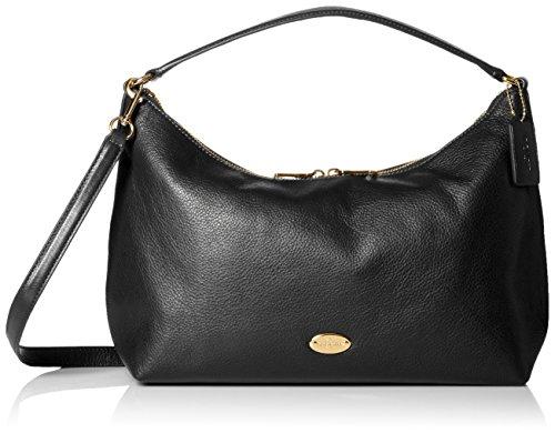 Coach Womens Leather Handbag Crossbody