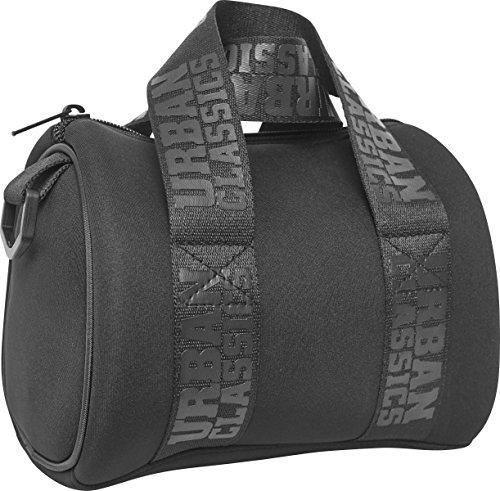 Urban Classics Mini Neoprene Handbag Borsetta nero nero