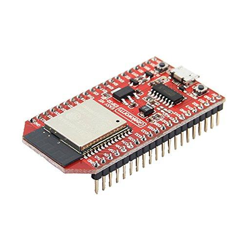 Makerfocus ESP32 DevKit ESP32 Development Board ESP WROOM 32 Board WiFi Bluetooth Ultra Low Power Consumption Dual Cores by MakerFocus (Image #3)