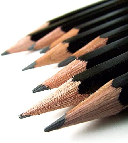 Professional Art Kit Drawing and Sketching Set 58-Piece Colored Pencils Art ...
