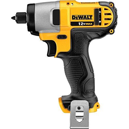 DEWALT DCF815BR 12V Max 1/4 inch Impact Driver - Bare Tool (Certified Refurbished)