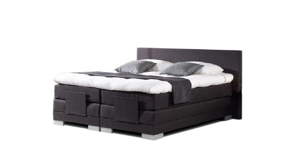 160x200 elektrisch boxspring london x elektrisch verstelbaar with 160x200 elektrisch trendy. Black Bedroom Furniture Sets. Home Design Ideas