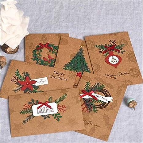 Christmas Cards Handmade.Amazon Com Vintage Christmas Cards Handmade Business 3d