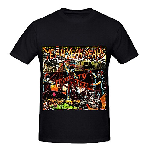 yeah-yeah-yeahs-fever-to-tell-hits-men-round-neck-art-tee-black