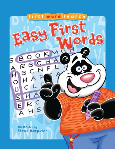 (First Word Search: Easy First Words)