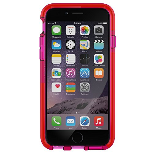 Tech21 Impactology Classic Check for iPhone 6 - Retail Packaging - Pink