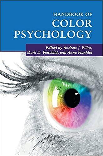 Amazon.com: Handbook of Color Psychology (Cambridge Handbooks in ...