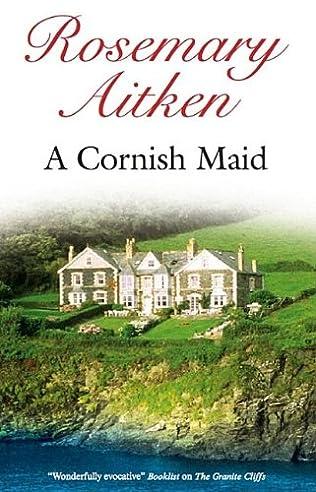 book cover of A Cornish Maid