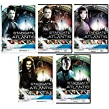 Stargate Atlantis: Seasons 1-5 DVD