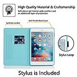 iPad Mini 1/2/3/4 Case, Dteck Slim Fit Folio Stand